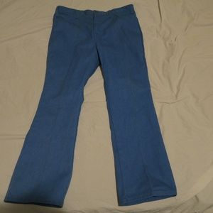 VTG 80s Dickies Workwear Pants 37x30 Made in USA